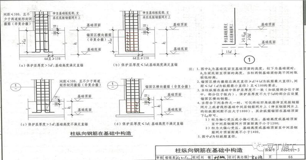 学透16G-101图集构造,超实用!_9