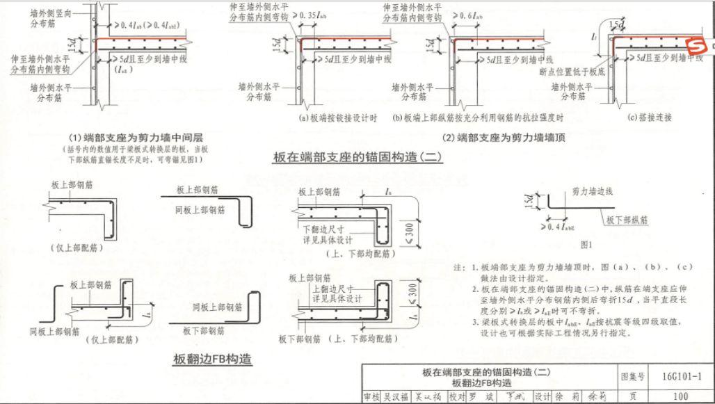 学透16G-101图集构造,超实用!_38