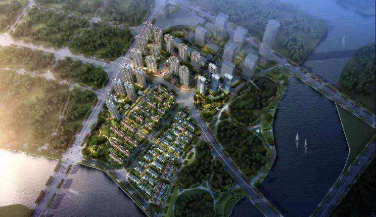 城市绿洲 • 美式大宅丨南昌绿地中央公园