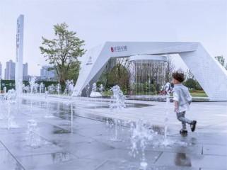 湘潭长房·万楼公馆示范区景观