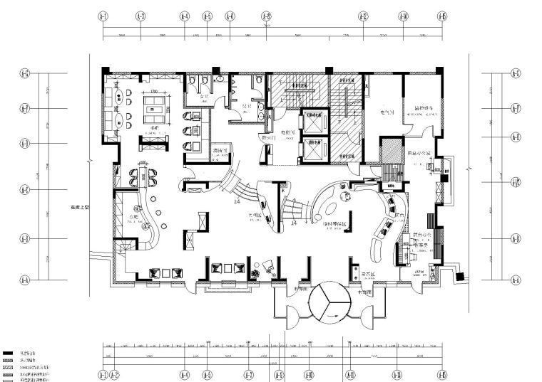 [济南]-亚朵酒店奥体店项目施工图+效果图