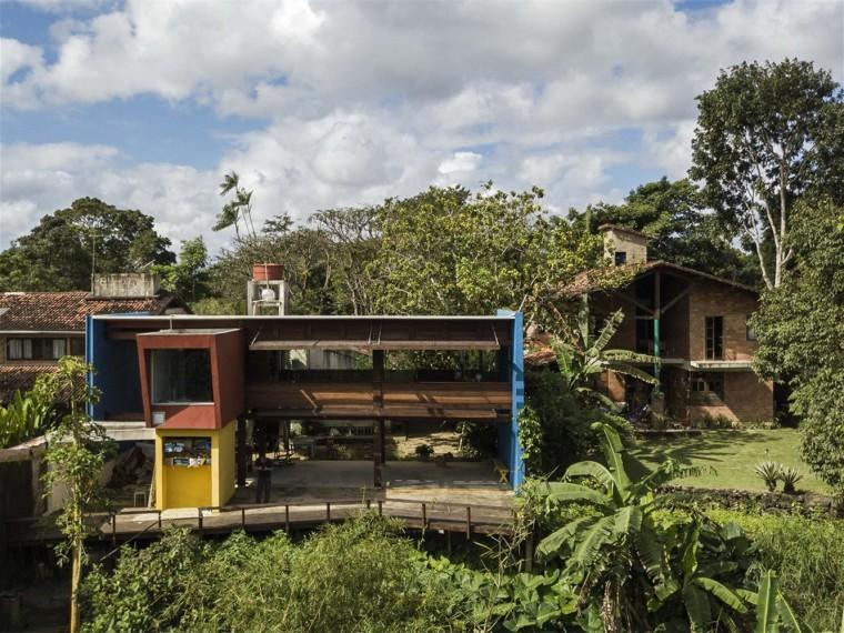巴西AldeiaIII住宅