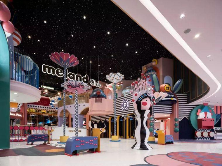 传统文化融合创新亲子,颠覆商场设计!