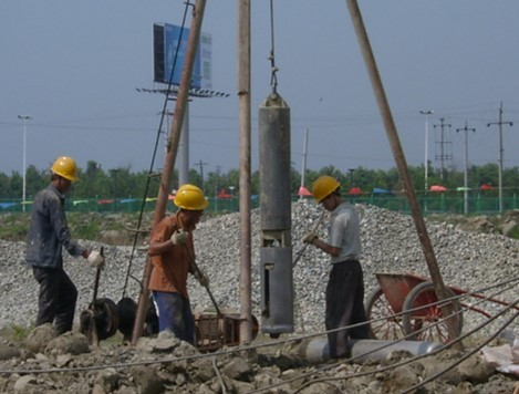 地基处理施工方法分类介绍及工程实例