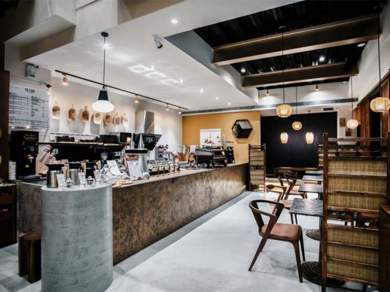 台湾府城握咖啡屋