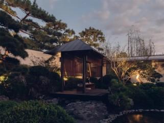 苏州山水樾澜庭示范区景观