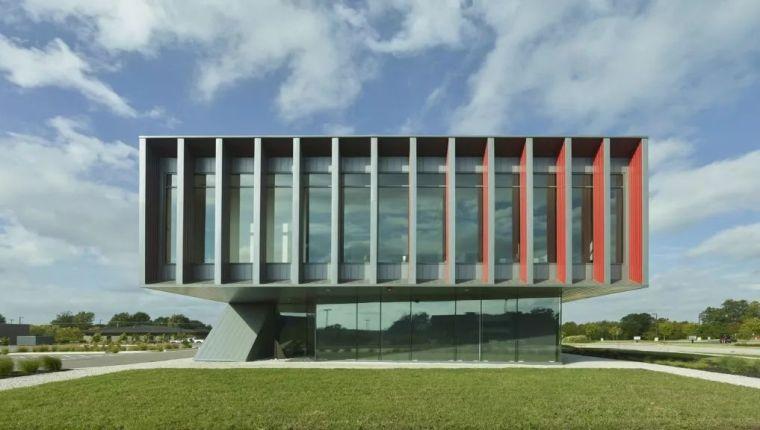 设计类获奖建筑哈维儿科诊所
