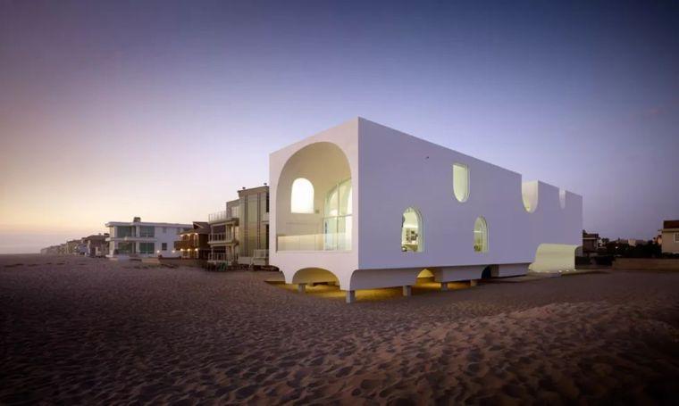 美国沙滩别墅