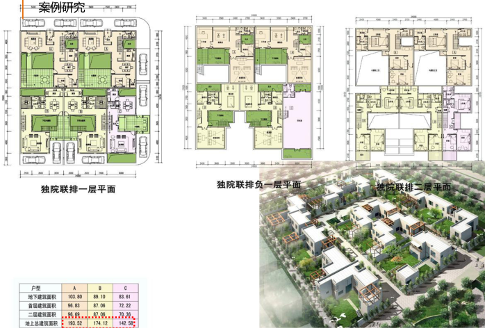 合院别墅设计研究_PDF91页