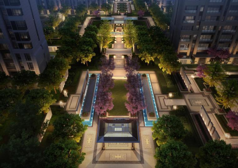 武汉三金潭项目概念规划方案