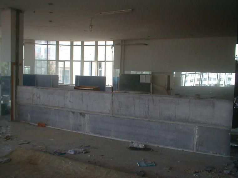 石膏板轻钢龙骨骨架隔墙工程施工