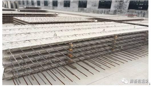纯干货!叠合楼板及预制楼梯施工和成本分析_9