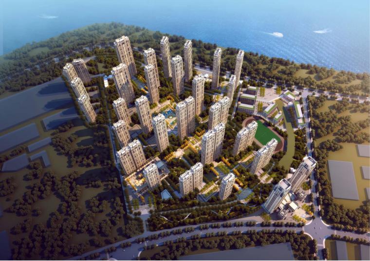 三金潭车辆段上盖物业开发项目规划建筑设计