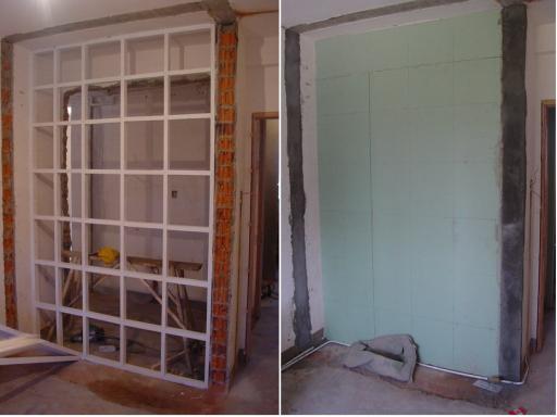 室内轻质隔墙工程的施工详细步骤