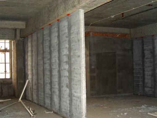 板材隔墙工程施工工艺流程详述