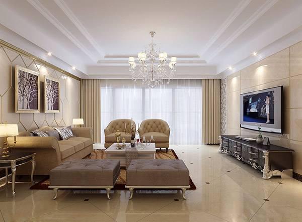 家庭室内装饰装修工程预算表