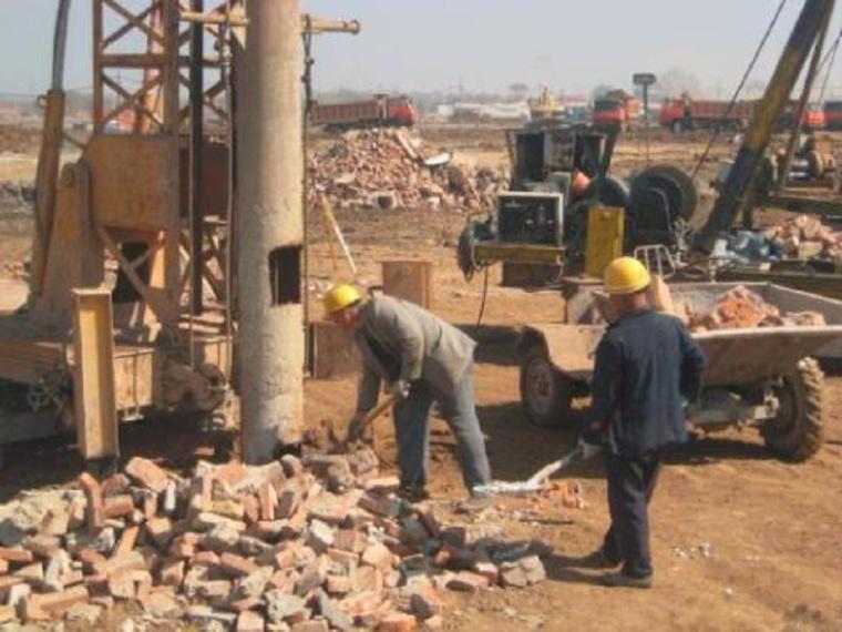 高压线路铁塔桩基础施工方案(清楚明了)