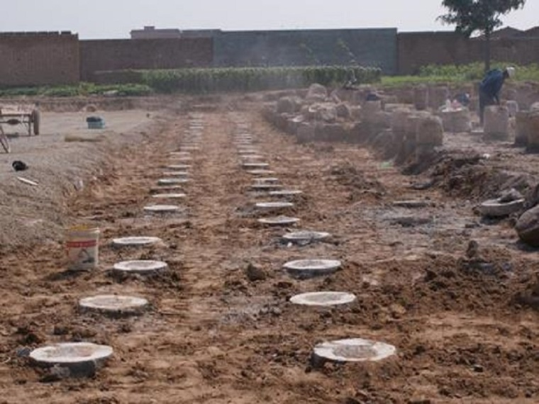 钻孔灌注桩与CFG桩施工技术与质量控制