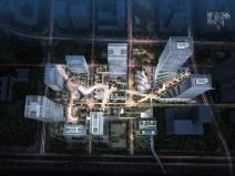 万科深圳南山科技创新中心TOD综合工程方案