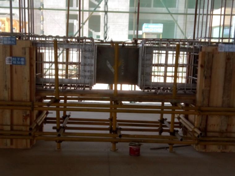 高层建筑抗震阻尼器工程专项施工方案2016年