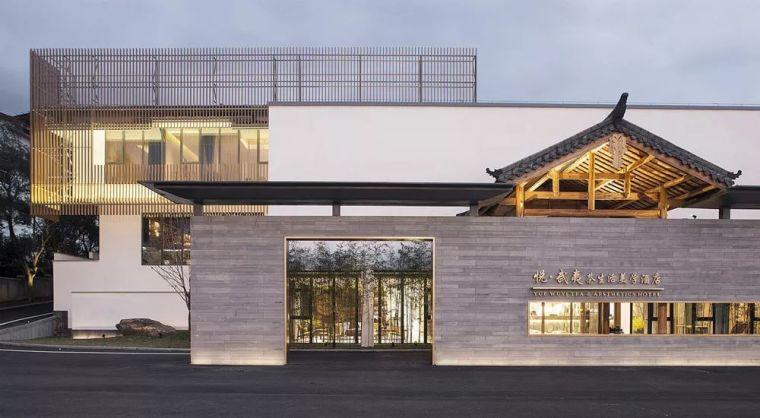中式设计,就是这么美|人,建筑和自然的完美