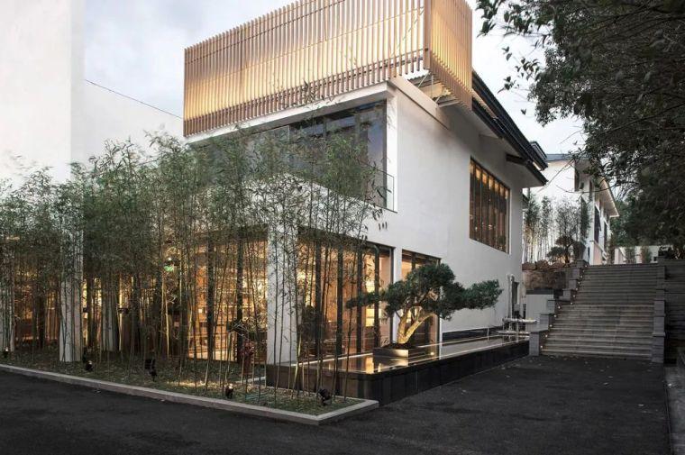 中式设计,就是这么美|人,建筑和自然的完美_3