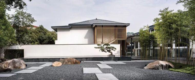 中式设计,就是这么美|人,建筑和自然的完美_4