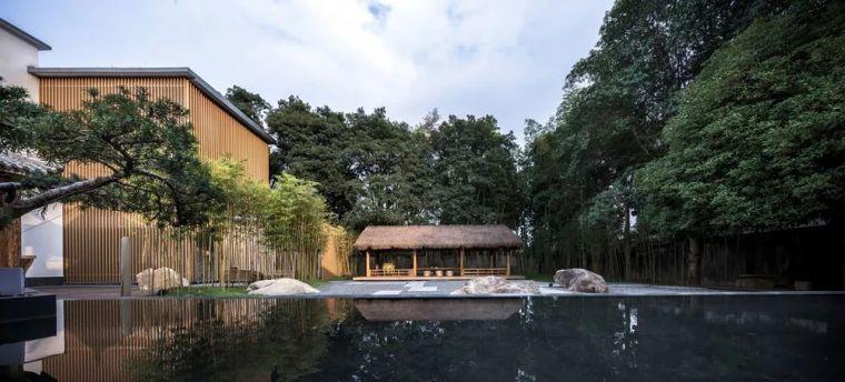 中式设计,就是这么美|人,建筑和自然的完美_2