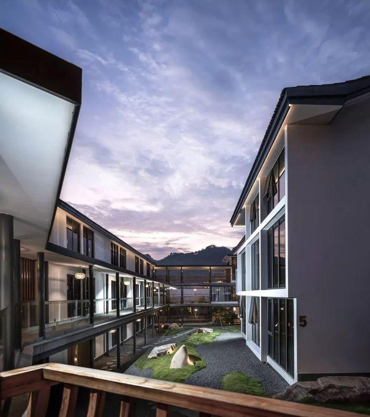 中式设计,就是这么美|人,建筑和自然的完美_7