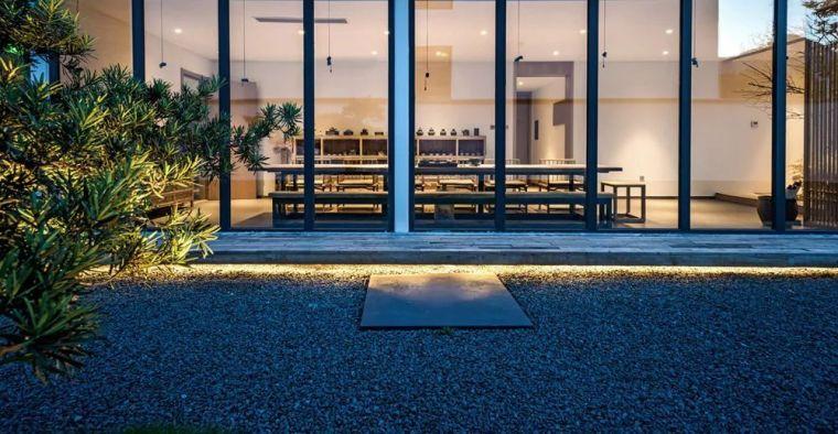 中式设计,就是这么美|人,建筑和自然的完美_8