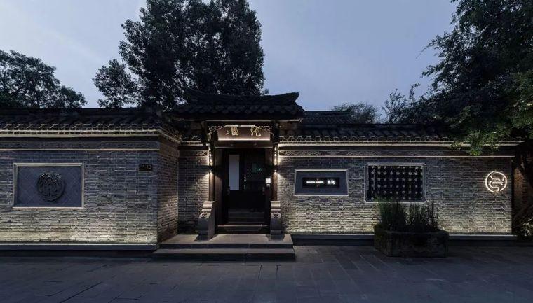 中式设计,就是这么美|人,建筑和自然的完美_13