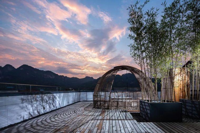 中式设计,就是这么美|人,建筑和自然的完美_12