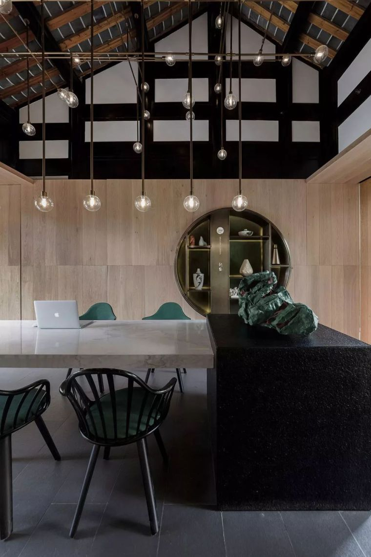 中式设计,就是这么美|人,建筑和自然的完美_16