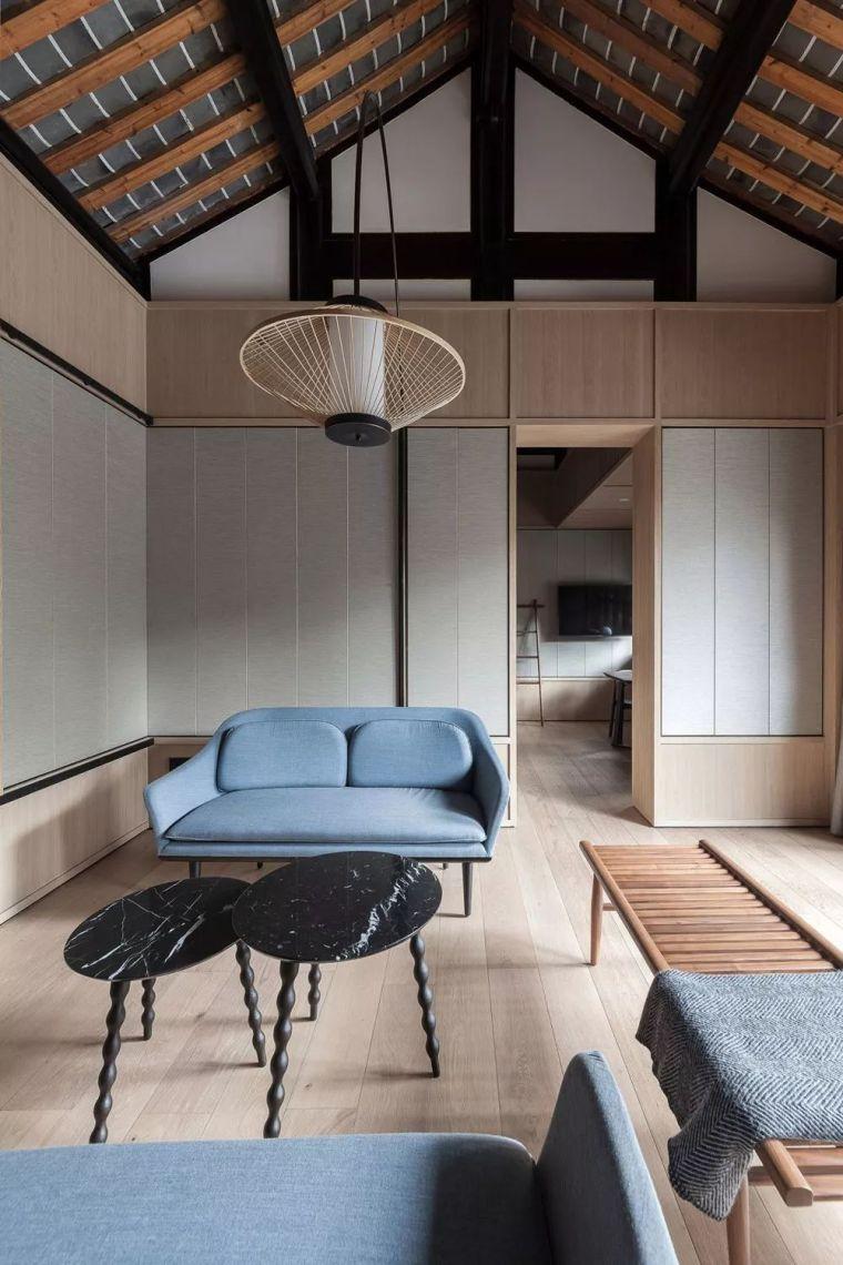 中式设计,就是这么美|人,建筑和自然的完美_19
