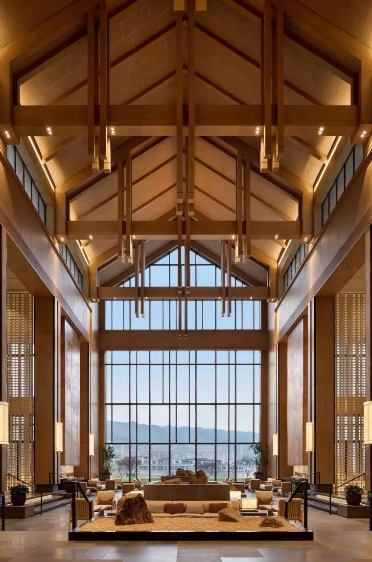 中式设计,就是这么美|人,建筑和自然的完美_25