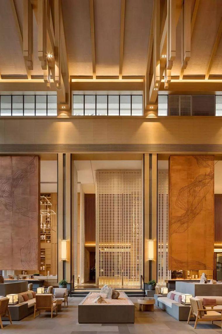 中式设计,就是这么美|人,建筑和自然的完美_26