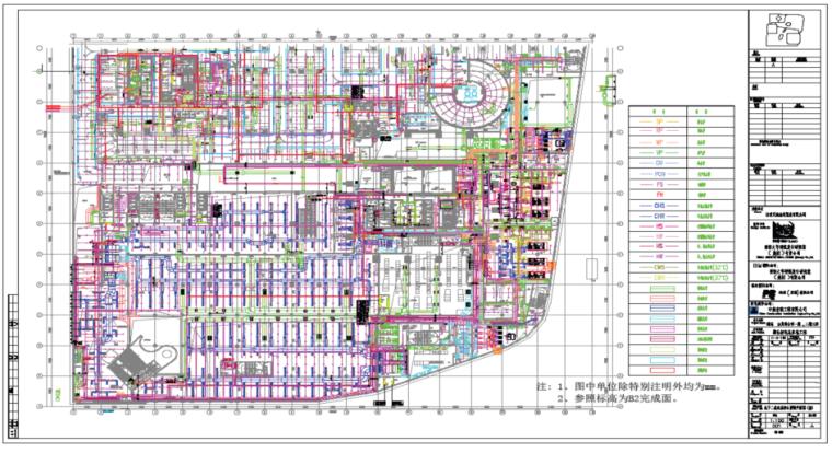 BIM机电工程实施方案(54页)