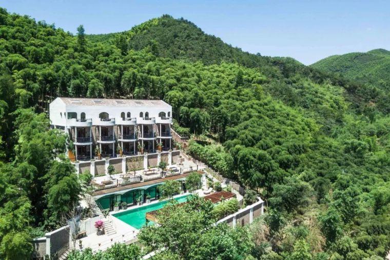 中式设计,就是这么美|人,建筑和自然的完美_34