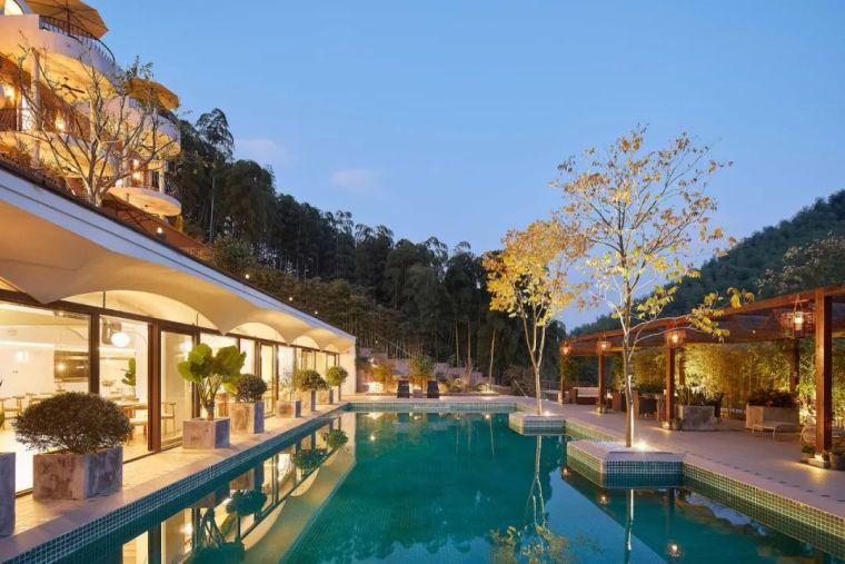 中式设计,就是这么美|人,建筑和自然的完美_40