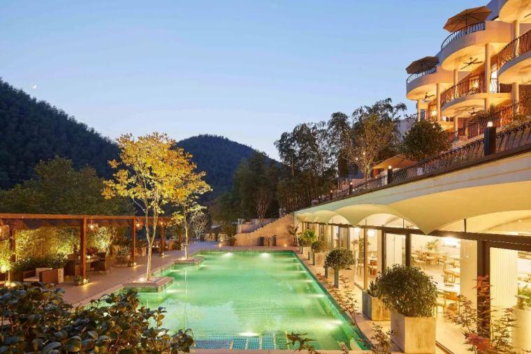 中式设计,就是这么美|人,建筑和自然的完美_41