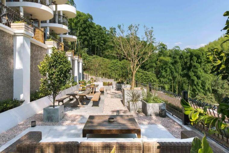 中式设计,就是这么美|人,建筑和自然的完美_47