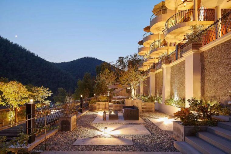 中式设计,就是这么美|人,建筑和自然的完美_46