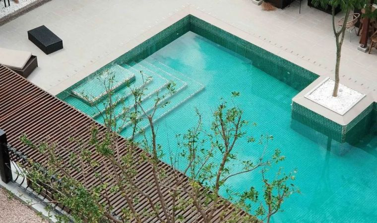 中式设计,就是这么美|人,建筑和自然的完美_49