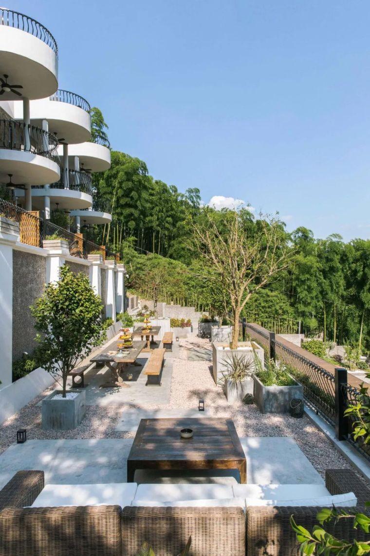 中式设计,就是这么美|人,建筑和自然的完美_52