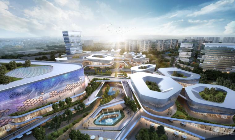 重庆红星美凯龙•龙兴地块TOD综合项目投标