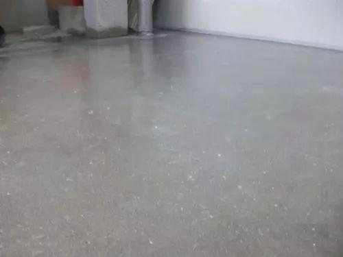 细石混凝土地面施工技术交底!