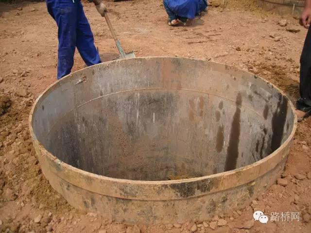 旋挖钻机施工工艺流程鉴赏