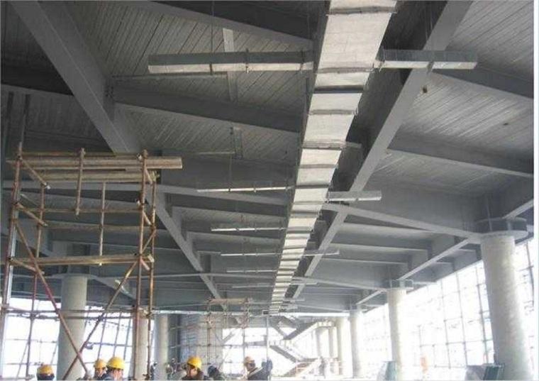 暖通工程施工组织设计方案完整