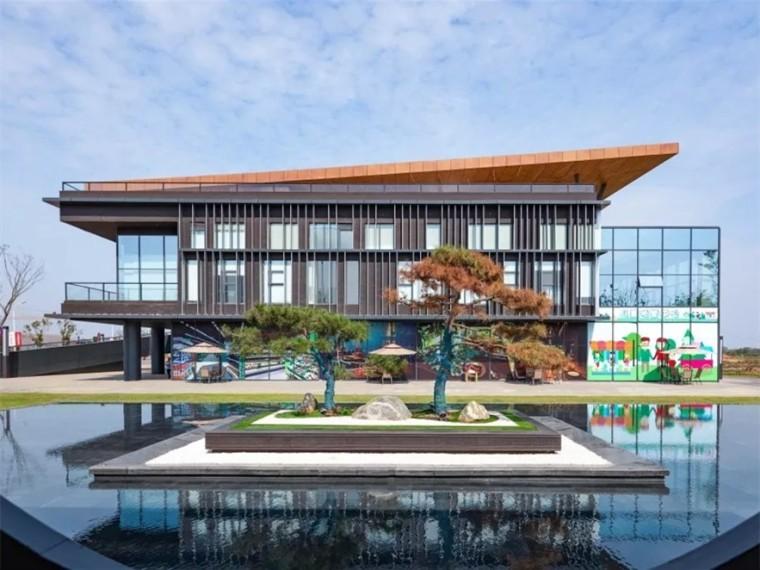 武汉嘉鱼幸福邻里展示区景观
