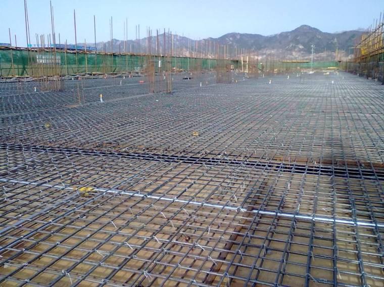 分部分项结构钢筋绑扎施工工艺